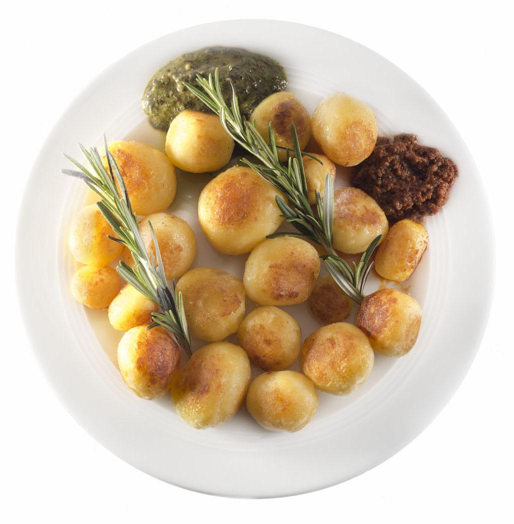 Kartoffeln im glas test