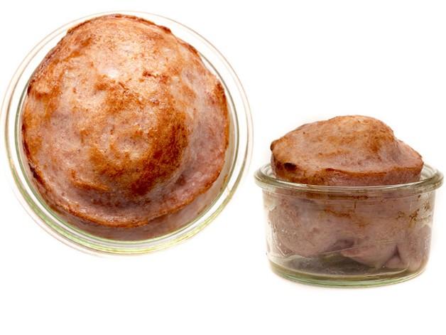 bayerischer leberk se im glas glasfood fingerfood und partyfood. Black Bedroom Furniture Sets. Home Design Ideas